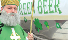 Of Leprechauns, Rainbows, and Green Beer