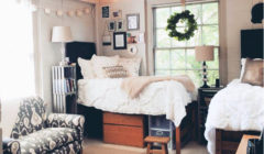 8 Must-Haves to Make Your Dorm Room Feel Homey