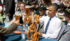 A Toast to Our Presidents & Their Beer