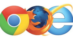 A Blonde and Her Browser