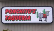 Ponchito's Taqueria