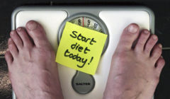New Year's Resolution to Lose Weight?