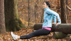 How to Stay Motivated to  Workout this Fall