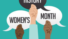 For Women's History Month 2021