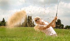 How to Be an Imperfect Golfer