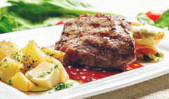 Oven-Seared Beef Tenderlion