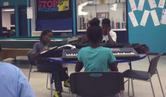The Boys &#038; Girls Club of Syracuse<Br>Strikes a Chord with It's Kids