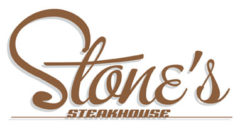 Stone's Steakhouse $50 Gift Certificate for $25