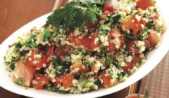 Black Bean & Tomato Quinoa Salad