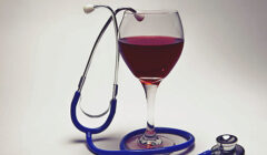 Health Benefits of Moderate Red Wine Consumption