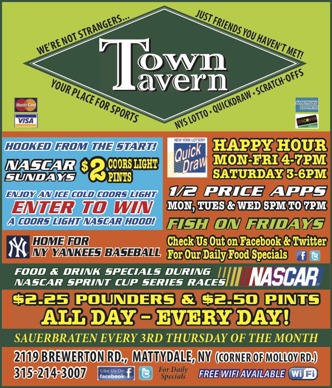 Town Tavern july2016