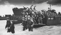 D-Day – De Oppresso Liber: Around her Neck, she Wore a Yellow Ribbon