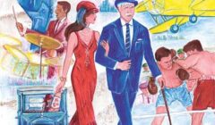 SAND, or Once Upon a  Time in the Jazz Age