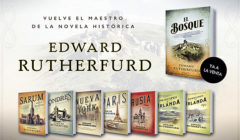 Edward Rutherfurd Extraordinary Author
