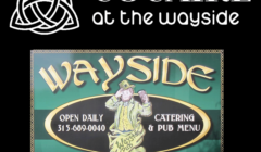 Cocaire at the Wayside Irish Pub $30 Gift Certificate for $15
